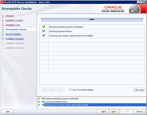install ohs 12c on windows 64-bit